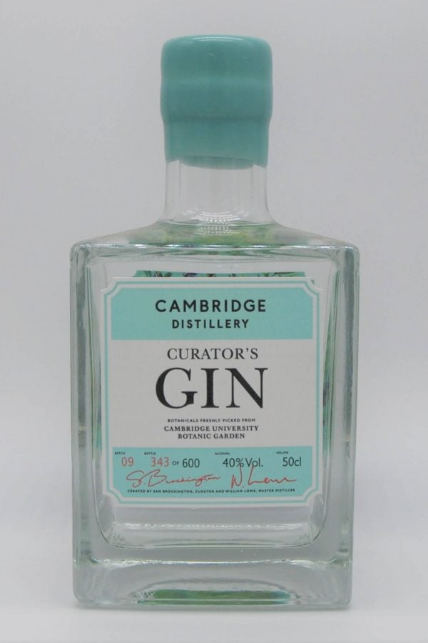 Cambridge Distillery Curator's Gin English Gin