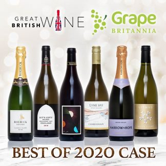 Great British Wines Best of 2020 Case English Wine English Sparkling Wine
