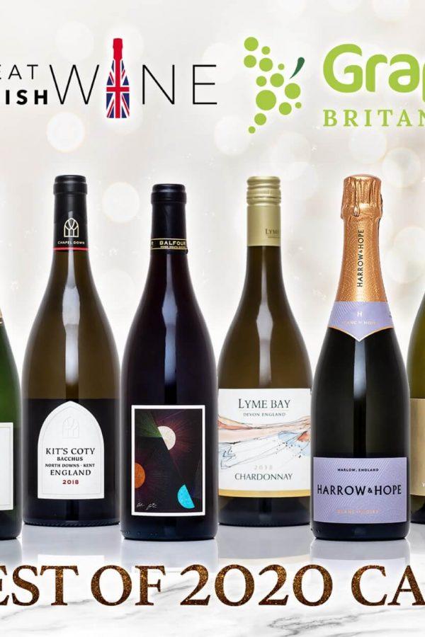 Great British Wines Best of 2020 Case English Wine English Sparkling Wine