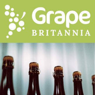 Gift Card Grape Britannia English Wine English Sparkling Wine