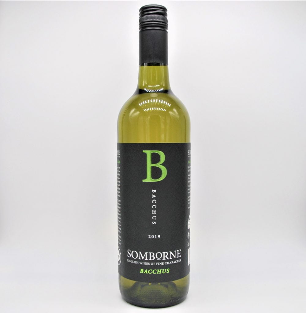 Somborne Valley Bacchus English White Wine