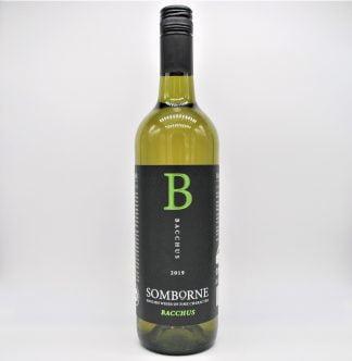 Somborne Valley Bacchus English White Wine
