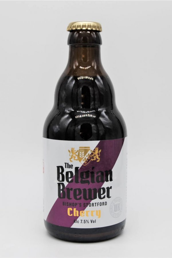 The Belgian Brewer Cherry English Beer