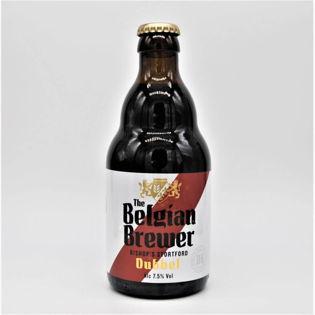 The Belgian Brewer Dubbel English Beer