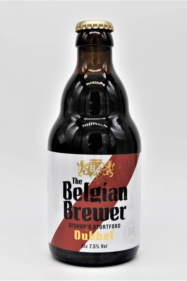 The Belgian Brewer Dubbel English Beer