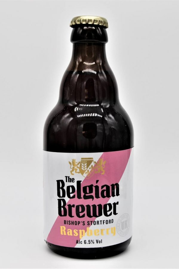 The Belgian Brewer Raspberry English Beer