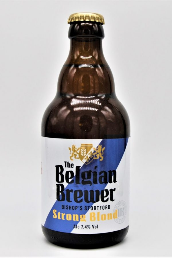 The Belgian Brewer Strong Blond English Beer