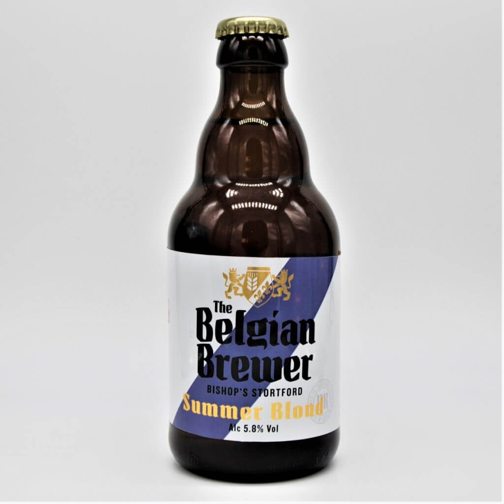 The Belgian Brewer Summer Blond English Beer