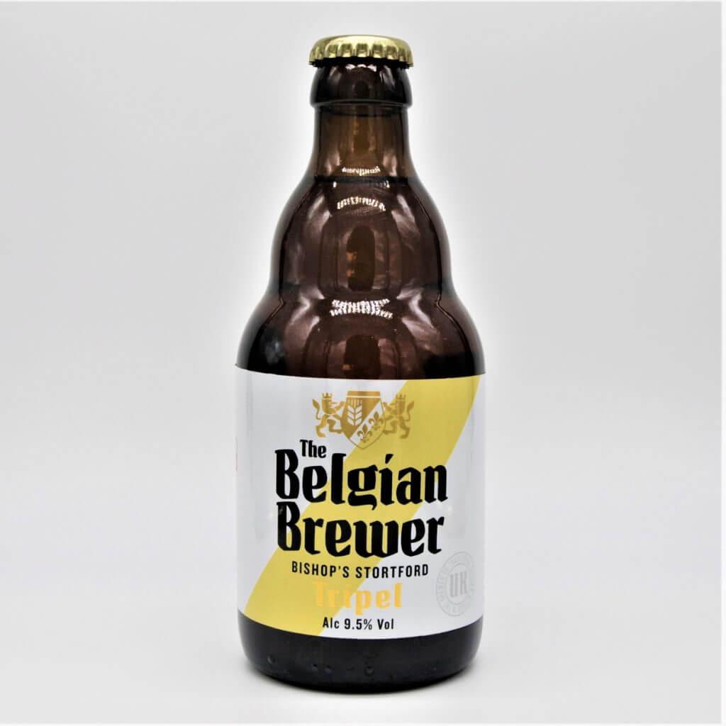 The Belgian Brewer Tripel English Beer