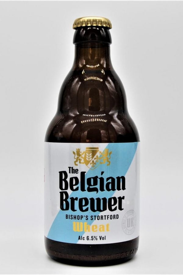 The Belgian Brewer Wheat English Beer