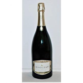 Bluebell Hindleap Blancc de Blancs 2009 magnum English Sparkling Wine