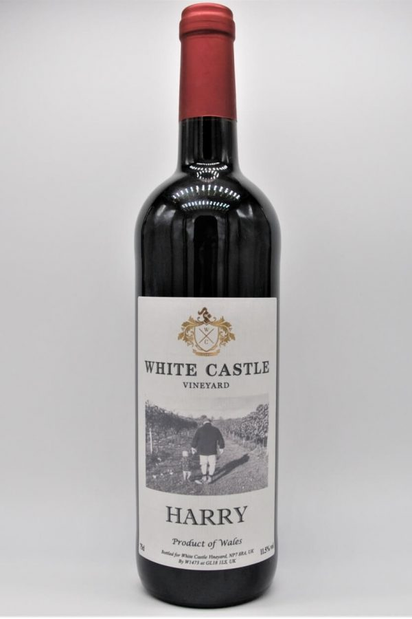 White Castle Harry's Rondo NV English Red Wine