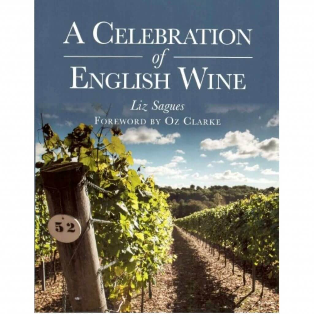 Liz Sagues A Celebration of English Wine book