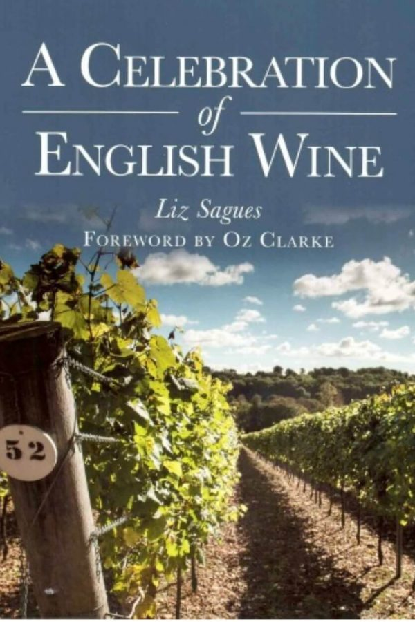 Liz Sagues A Celebration of English Wine book
