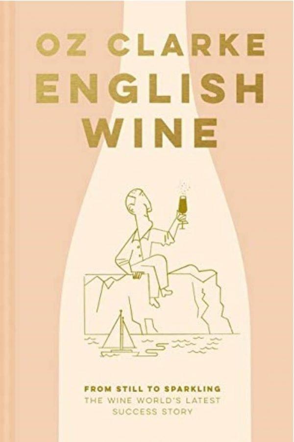 Oz Clarke English Wine book