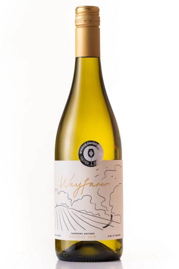 Wayfarer Wines Wandering Wayfarer Bacchus 2019 English White Wine
