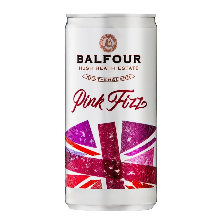 Balfour Hush Heath Pink Fizz English Sparkling Wine