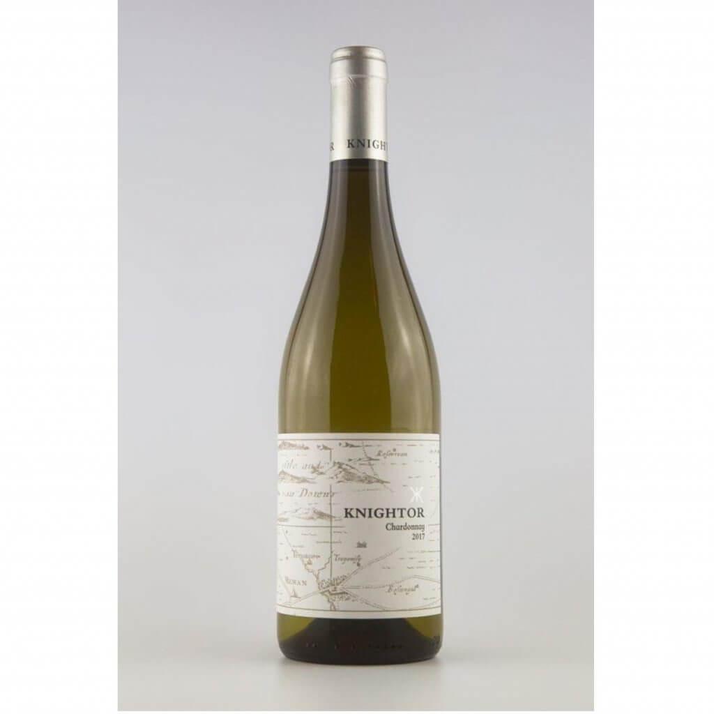 Knightor Winery Chardonnay 2017 English White Wine