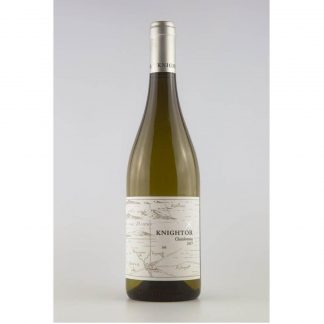 Knightor Winery Chardonnay 2017 English White Wine