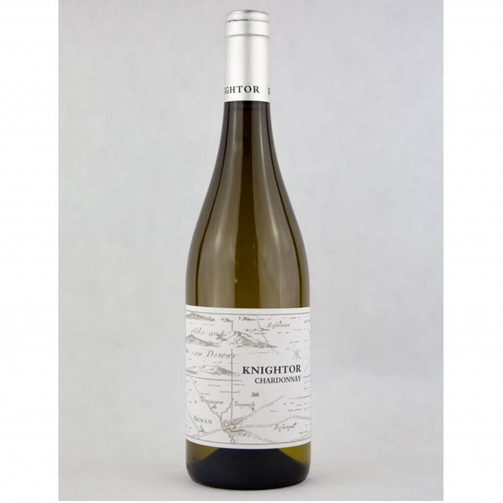 Knightor Winery Chardonnay 2018 English White Wine
