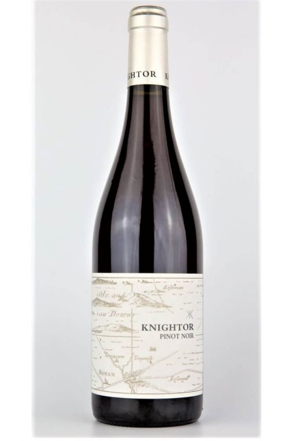 Knightor Winery Pinot Noir 2018 English Red Wine