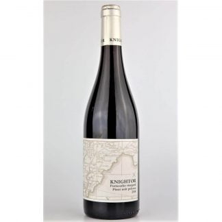 Knightor Winery Pinot Noir Précoce 2018 English Red Wine