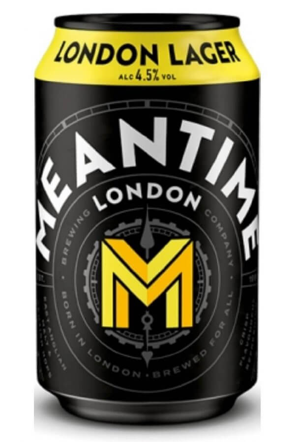 Meantime London Lager English Beer