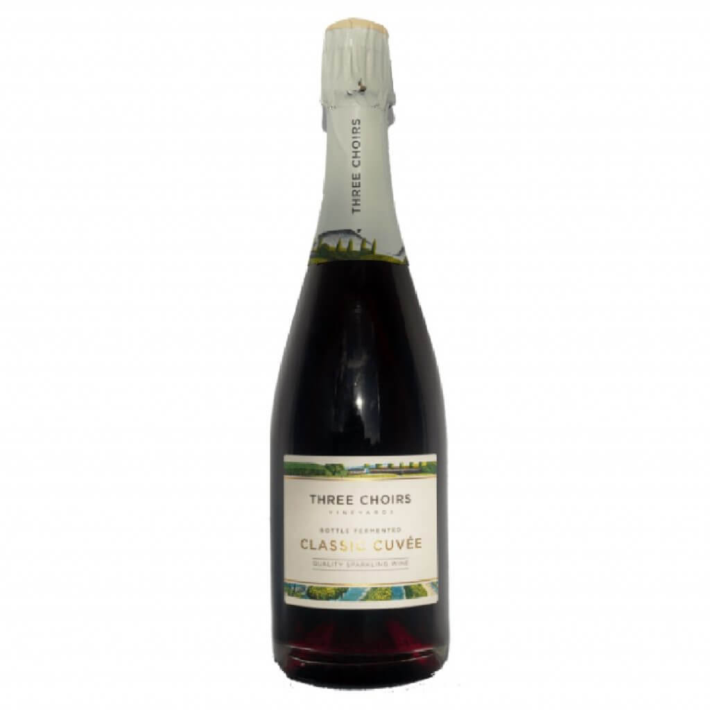 Three Choirs Classic Cuvée Red 2016 English Sparkling Wine