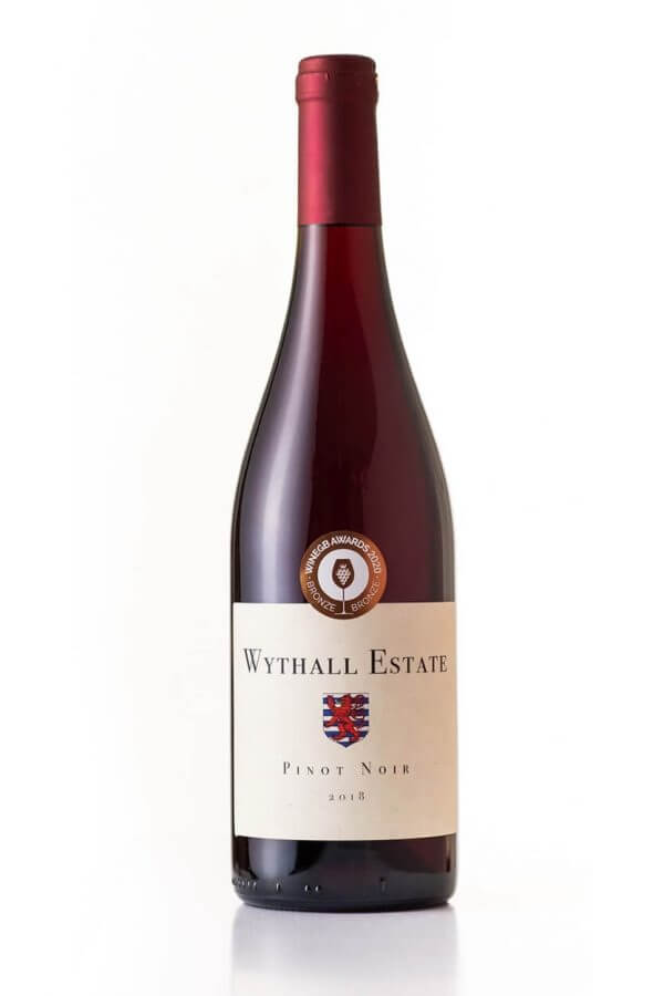 Wythall Estate Pinot Noir 2018 English Red Wine