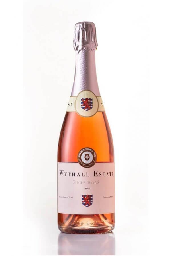 Wythall Estate Brut Rosé 2017 English Sparkling Wine