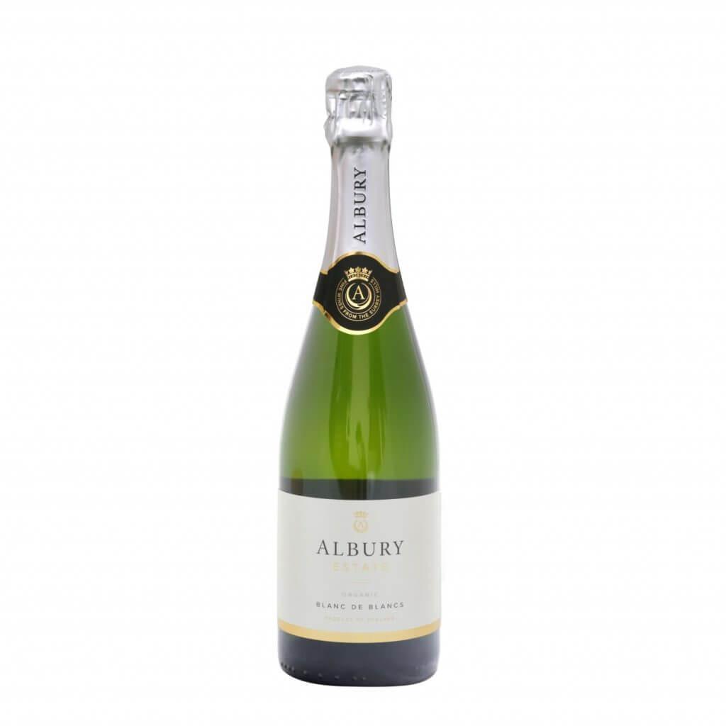 Albury Estate Blanc de Blancs English Sparkling Wine