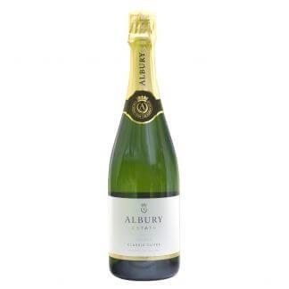 Albury Estate Classic Cuvée 2018 English Sparkling Wine
