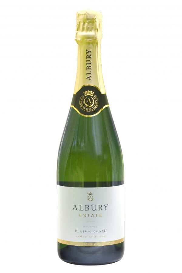 Albury Estate Classic Cuvée 2018 English Sparkling Wine