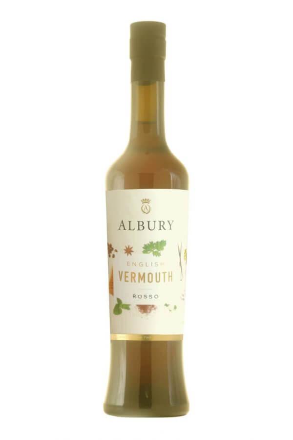Albury Estate Rosso Vermouth English Vermouth
