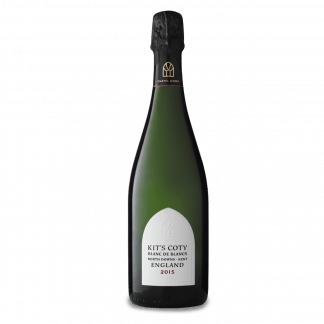 Chapel Down Kits Coty Blanc de Blancs 2015 English Sparkling Wine