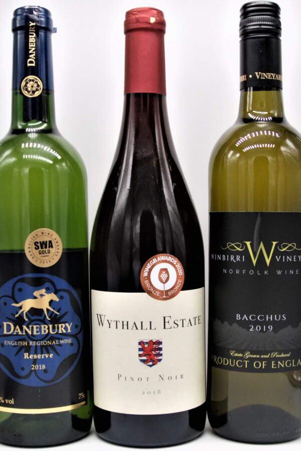 Cambridgeshire Wine School English Wine