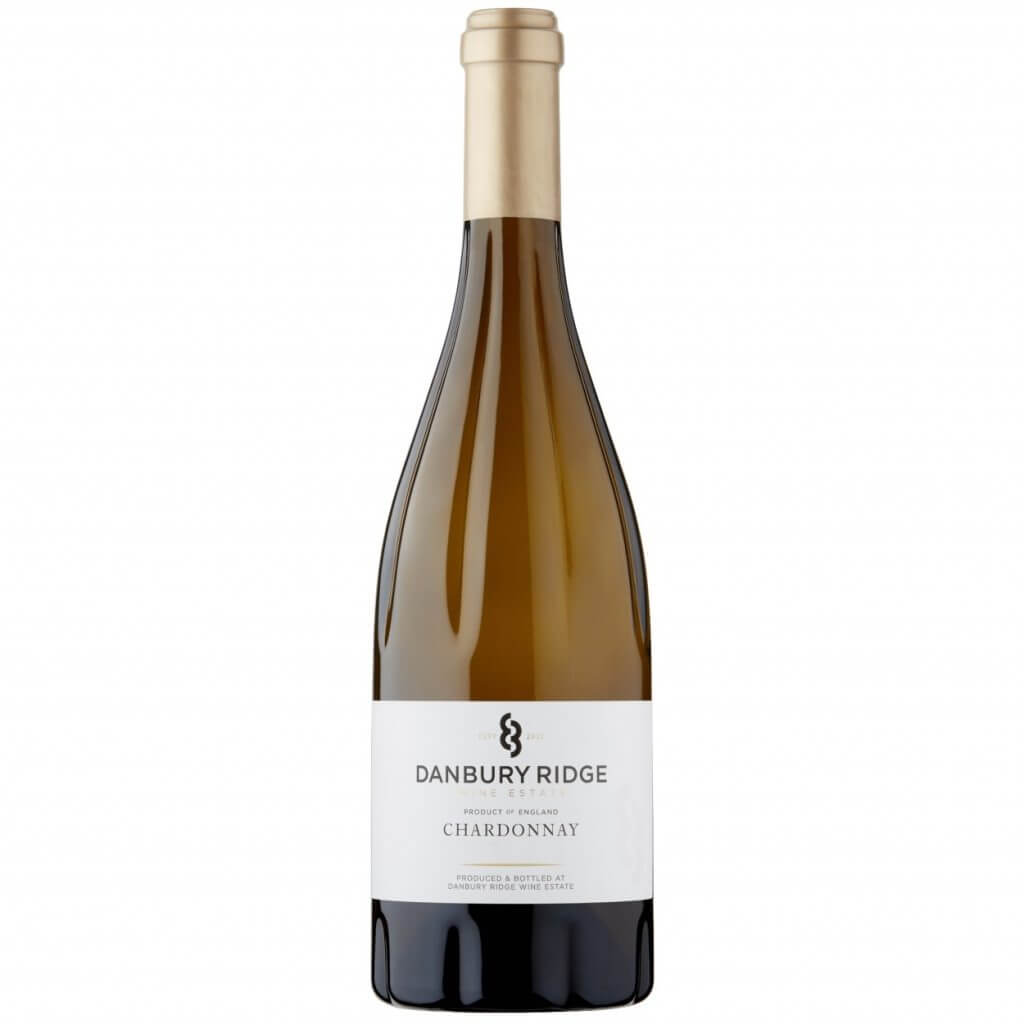 Danbury Ridge Chardonnay 2018 English White Wine