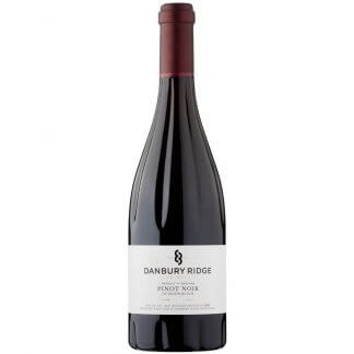 Danbury Ridge Octagon Block Pinot Noir 2018 English Red Wine