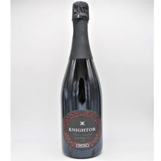 Knightor Winery Seaton Vineyard Sparkling Red 2018 English Sparkling Wine