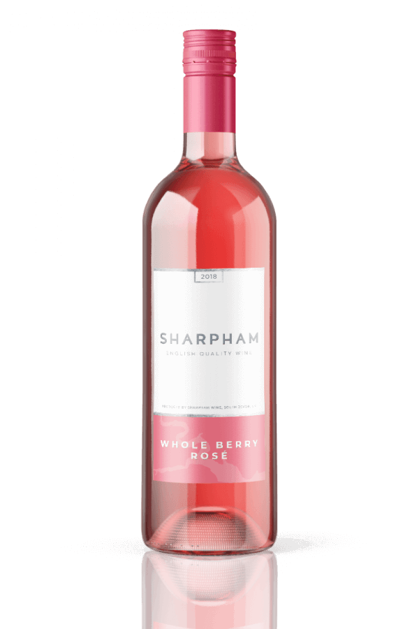 Sharpham Estate Whole Berry Rosé 2018 English Rosé Wine