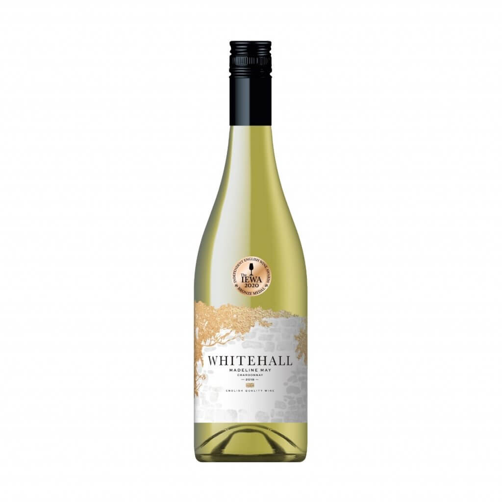 Whitehall Vineyard Madeline May Chardonnay 2019 English White Wine
