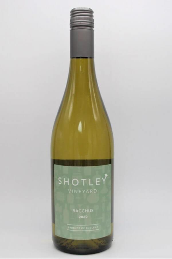 Shotley Vineyard Bacchus 2020 English White Wine