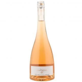 Simpsons Wine Estate Railway Hill Rosé 2020 English Rosé Wine