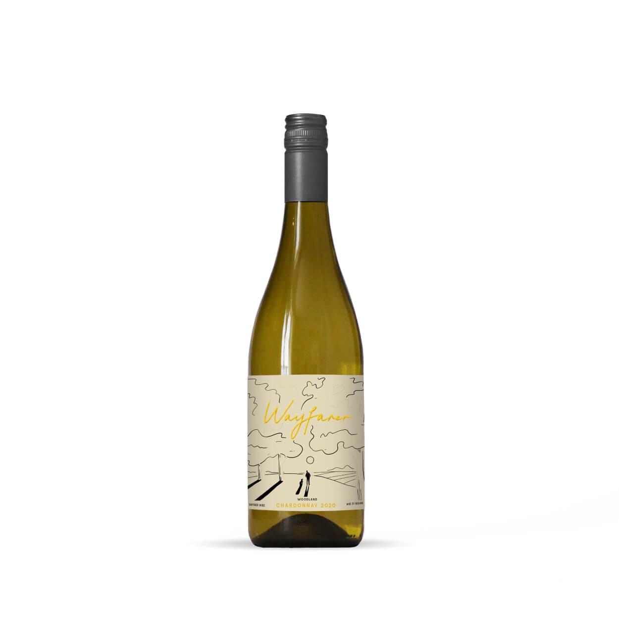 Wayfarer Wines Woodlands Chardonnay 2020 English White Wine
