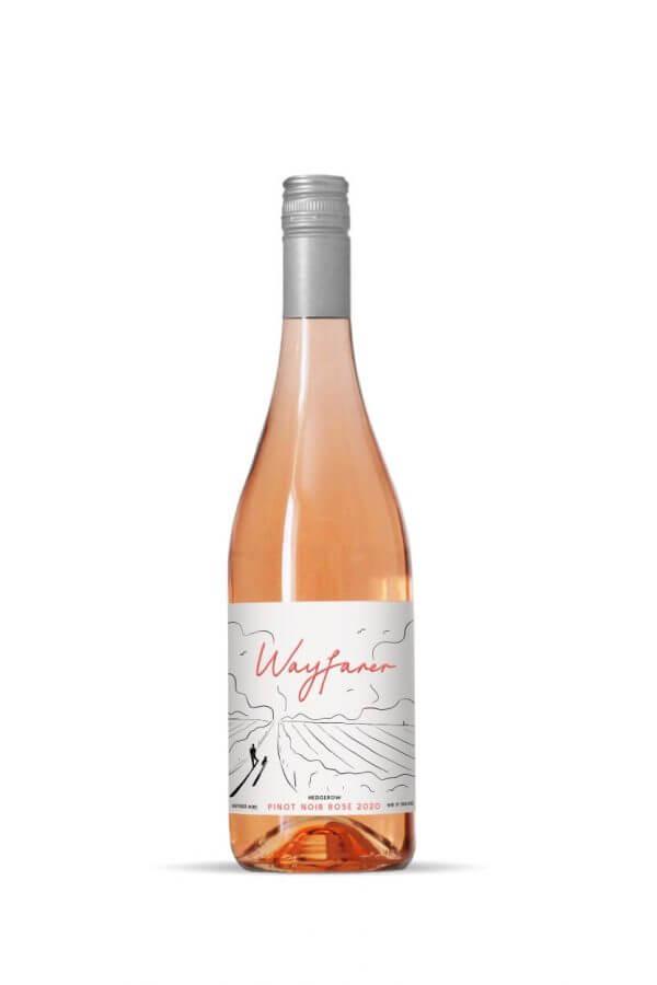 Wayfarer Wines Hedgerow Rosé 2020 English Rosé Wine