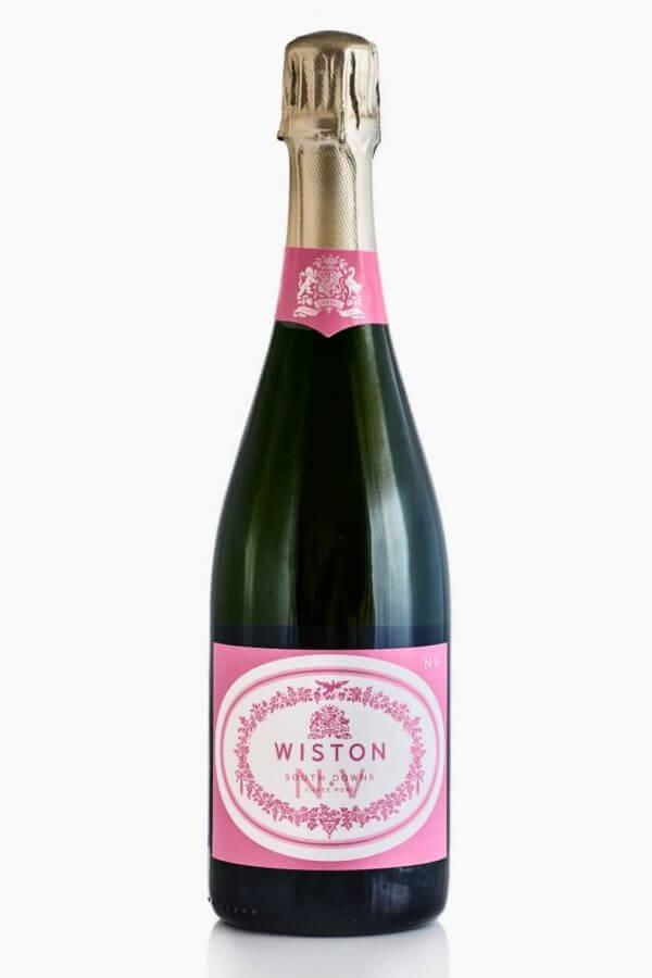 Wiston Estate Rosé NV English Sparkling Wine