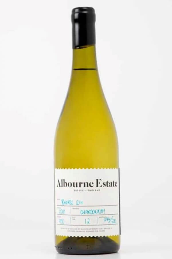 Albourne Estate Barrel 24 Chardonnay 2018 English White Wine