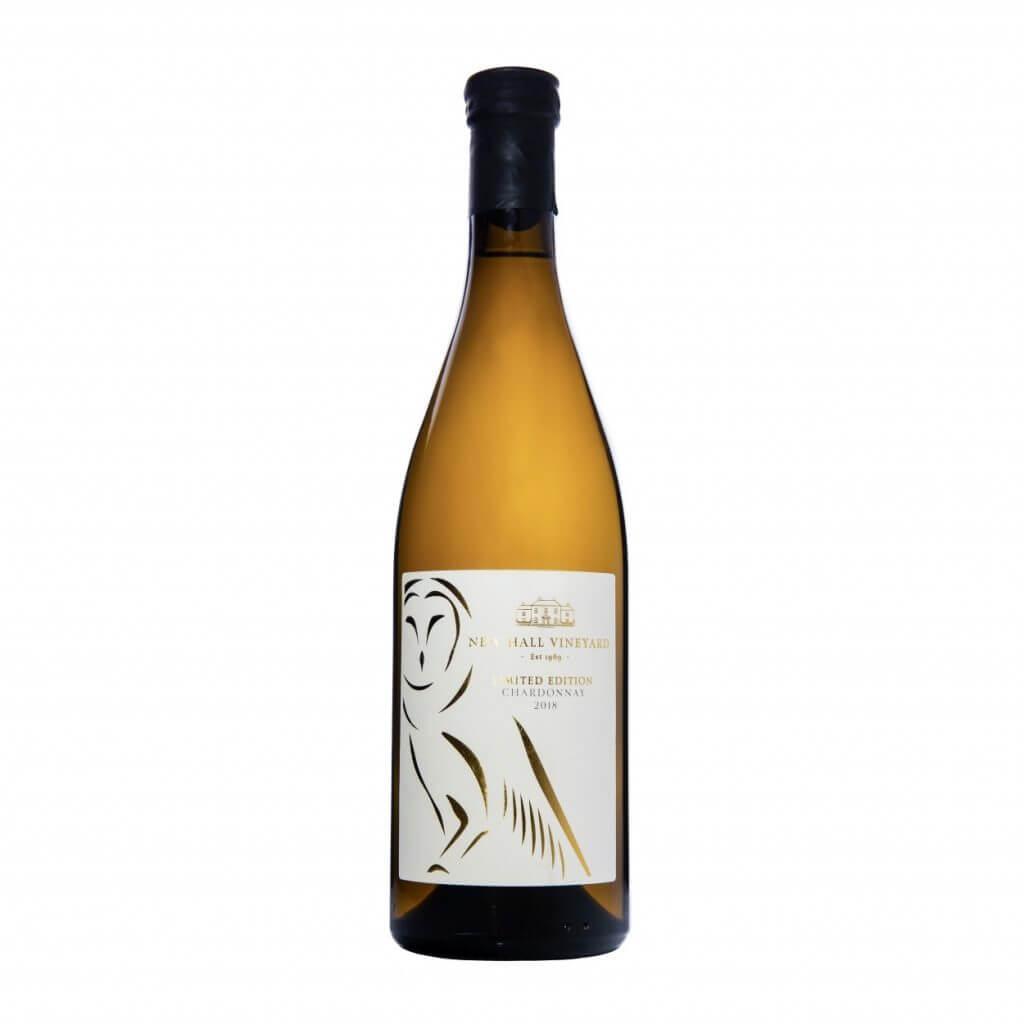 New Hall Vineyards Chardonnay 2018 English White Wine