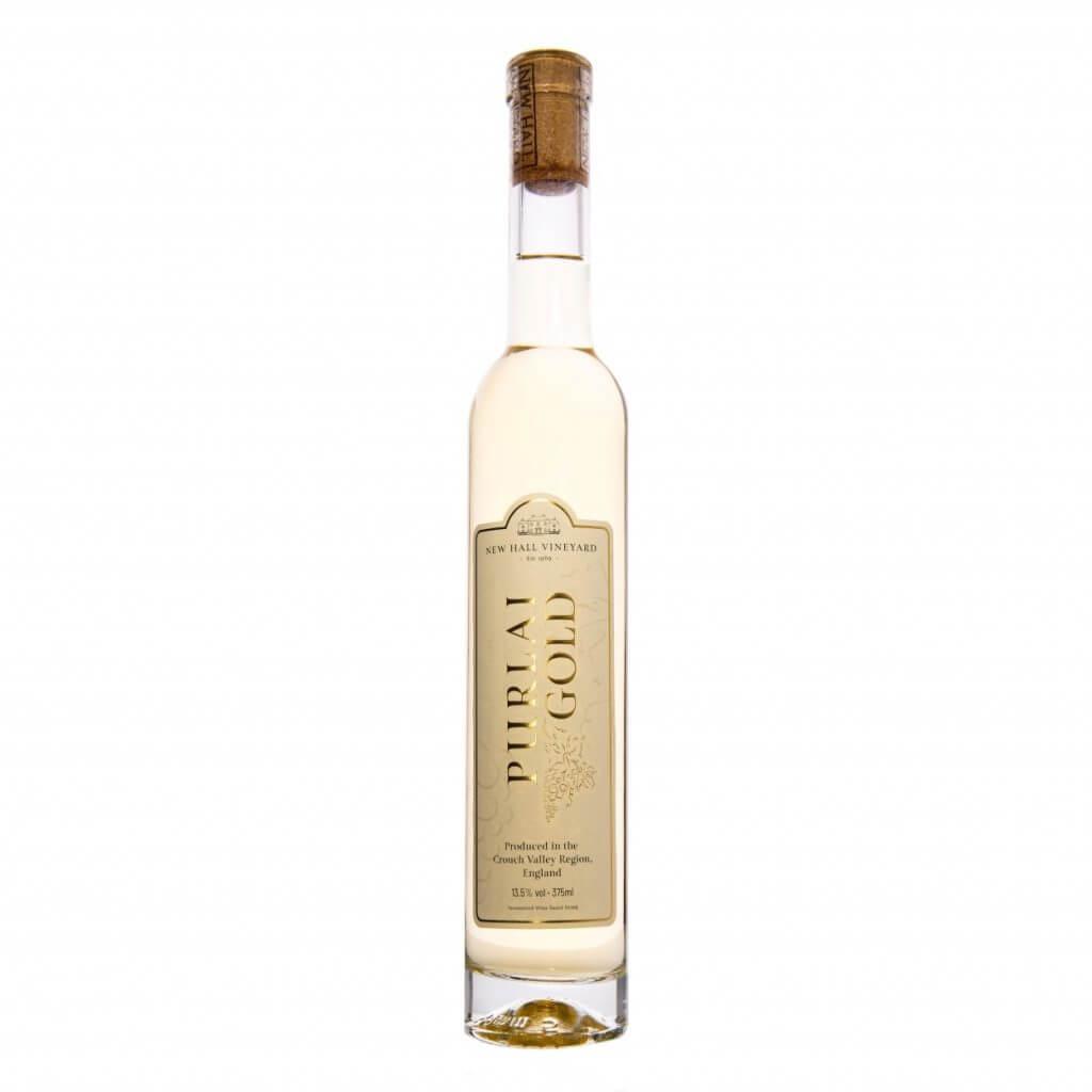 New Hall Purlai Gold English White Wine