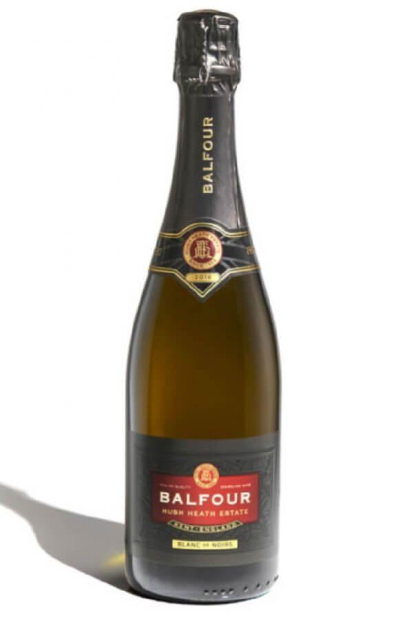 Balfour Hush Heath Blanc de Noirs 2018 English Sparkling Wine